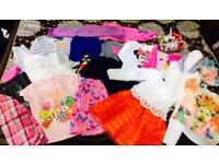 Girls clothing bundle age 4-5