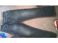 "Crosshatch Jeans 34""W 34""L"