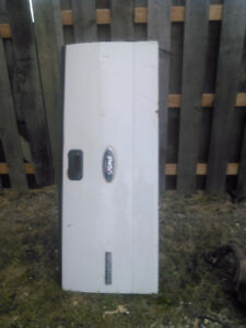 2006 Ford F-150 tailgate in decent shape $125 Firm