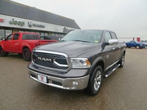 2016 RAM 1500 LIMITED ECO-DIESEL!! SUNROOF!! AIR SUSPENSION!!