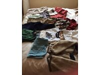 Boys clothes mainly 2 to 3 years new or nearly new