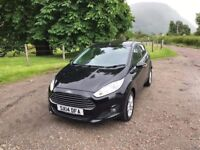 Ford Fiesta 1.0L 100PS 5DR One owner from new! Finance available!