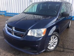 2014 Dodge Grand Caravan SXT *POWER SLIDING DOORS*
