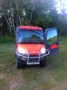 Kubota 2009 RTV1100 with A/C