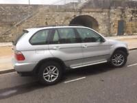 BMW X5 sport LPG converted