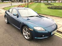06 REG MAZDA RX8 EVOLVE EDITION 231 PS LOW MILES FULL HISTORY NOT CIVIC TYPE R IS200 CELICA GOLF GTI