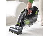 GTECH MULTI HANDHELD CLEANER VACCUM LIKE NEW LATEST VERSION WITH SELF HELD ON BUTTON