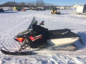 2013 Polaris Industries Indy 600 E/S