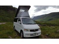 Mazda Bongo Camper Van 2L Petrol 2001 New Shape