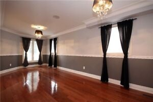 3BR 4WR Deatched home in Vaughan near Keele & Rutherford