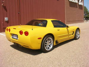 Wanted Used  Z06 Rear Tires 295/35/18