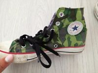 Converse boots - limited edition