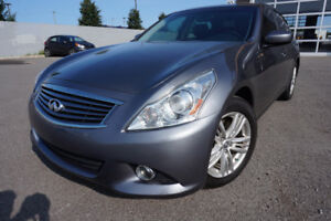 INFINITI G37X 2012 EXCELLENT CONDITION 365$MOIS 16995$