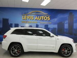 2014 Jeep Grand Cherokee SRT-8 6.4 LITRES AWD GPS TOIT PANORAMIQ