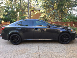 2011 Lexus IS 350 AWD Sedan
