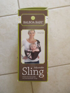 Balboa Baby Sling - Brand New In Box