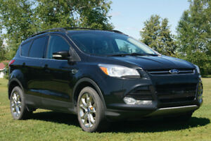2013 Ford Escape SEL SUV, Crossover AWD