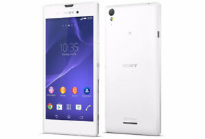 "NEW SONY T3 WHITE UNLOCKED BIG 5,3"" PRO"