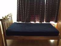 Single 3' bed All very clean and without marks. Changing for a double bed. Must be seen.