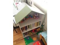 Little house bookcase