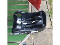 Graco car seat & Isofix base + Cot bed
