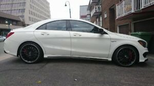 2015 Mercedes-Benz  CLA45 AMG 4MATIC
