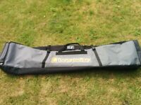 Boardwise snowboard coffin bag for sale, full size, super-tough, bargain price