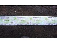 Creamfields tickets Saturday