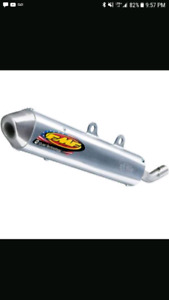 Looking for a 2 stroke silencer