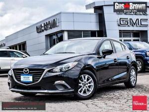 2015 Mazda MAZDA3 SPORT GS Manual