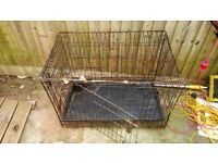 Rabbit cage dog cage indoor pet cage grab a bargain
