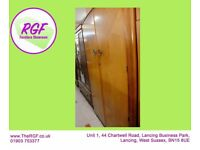 SALE NOW ON!! - Large Wardrobe - Can Deliver For £19