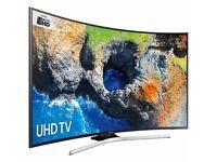 "Samsung 6 Series UE49MU6200K - 49"" Curved Led Smart TV - 4k Ultra HD"