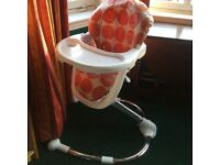 cosatto 360 high chair Free
