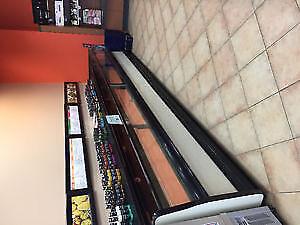 16 feet Merchandizer  deep freezer for small town Grocery-stores