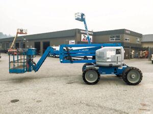 07 Genie Z45/25J Articulating Boom Lift    ( JLG 450AJ )
