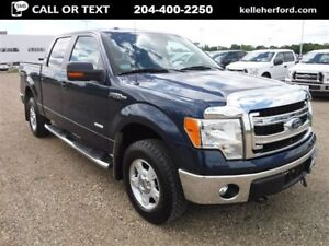 2014 Ford F-150 XLT SuperCrew 4x4 3.5L EcoBoost