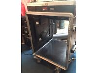Gator Rack GRC-10X12-PU 12u Combi Mixer