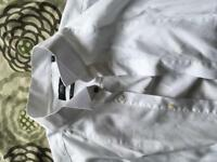 2 evening tuxedo shirts