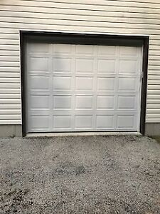Wayne Dalton Insulated Garage Door and Chamberland Opener