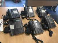 FREE!!!! 6 Business phones. Pickup Only - Edinburgh West End