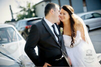 Wedding Photography in Barire and Simcoe starting @ $175