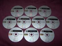 Sample Collection, Sound Library Studio CD's / EMU, Akai, Yamaha, Kurzweil, Roland, Korg /
