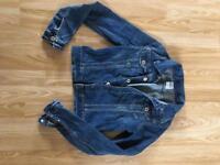 H&M denim jacket