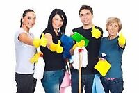 MOVE In/OUT & RESIDENTIAL CLEANING SERVICE