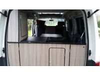 Bongo 2003 2.5ltr Petrol Campervan 60,000 miles with new rear conversion and rare addittions