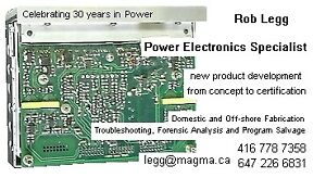 Electrical/Electronic Design Build Test and Repair
