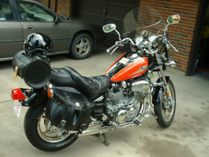 1996 Virago MINT for the year! MOST RELIABLE V TWIN THERE!