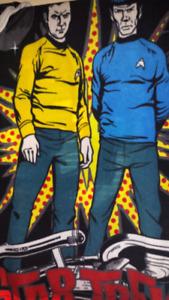 Star Trek Fleece throw 43x55