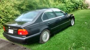 1997 BMW 540i V8